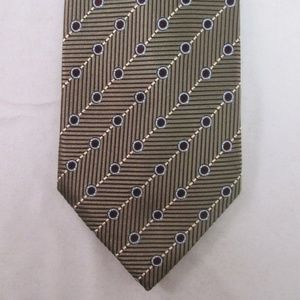 Ermenegildo Zegna Men's Silk Tie